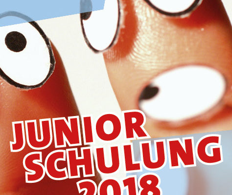 Juniorschulung 2018
